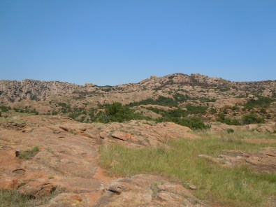 Wichita Mountains Wildlife Refuge, Oklahoma