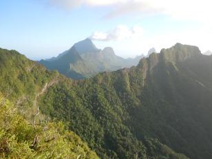 Mo'orea, Society Islands, 2011