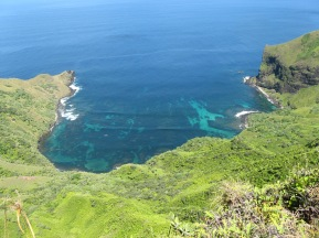 Baie Ma'i'i, Rapa, Austral Islands, 2008