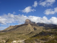 El Capitan, Guadalupe Mountains National Park, Texas