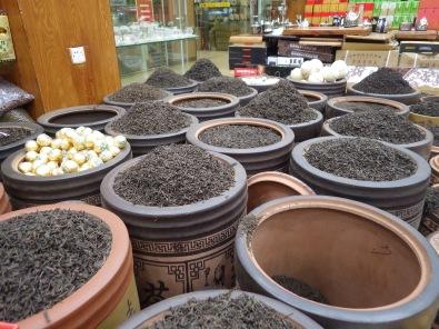 Tea market, Guangzhou