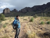 Craig, Organ Mountains-Desert Peaks National Monument, New Mexico