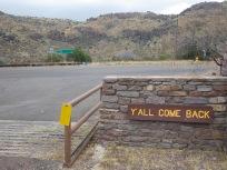 Davis Mountains State Park, Texas